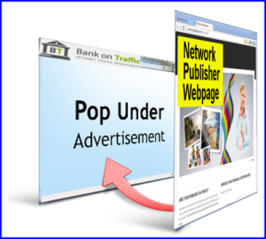 What Are Pop Under Ads (List of High Paying Pop Under Ads)